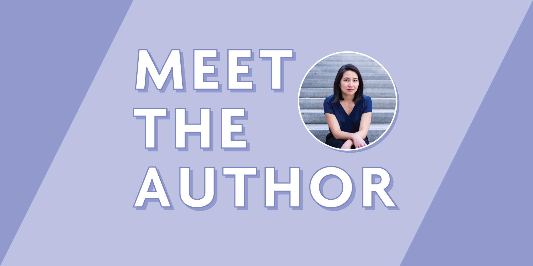 Meet the author: Kirstin Chen