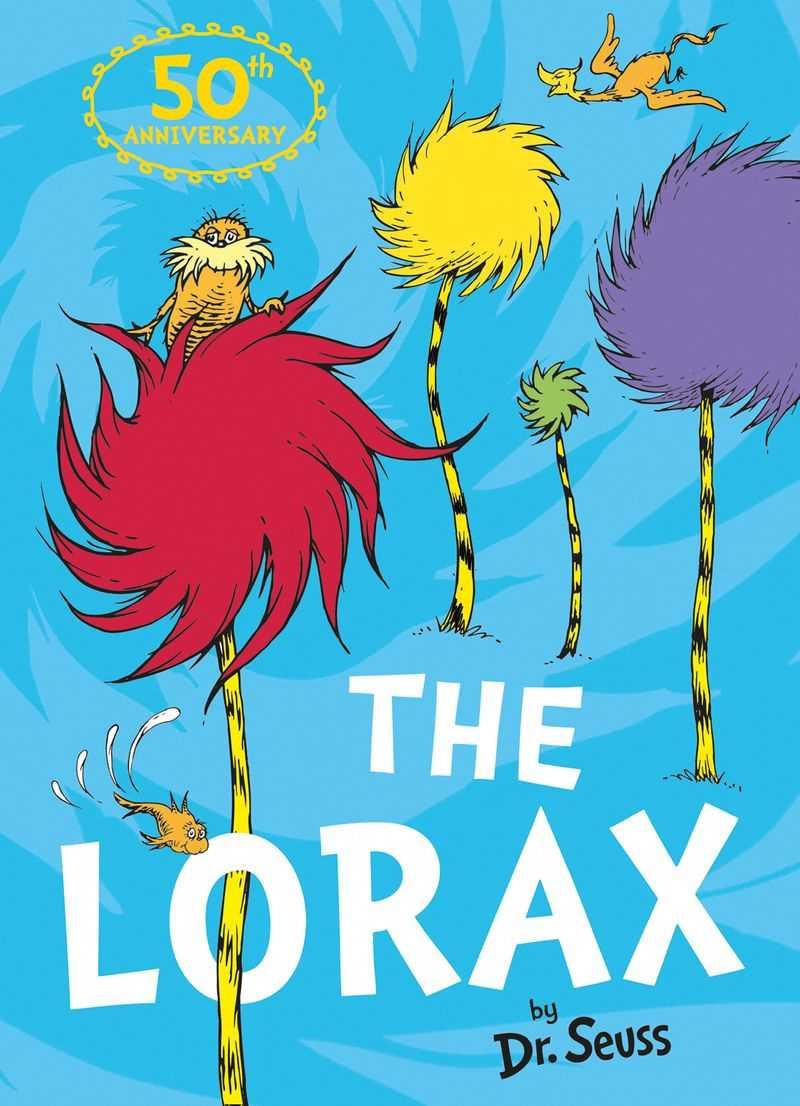 The Lorax (50th Anniversary Edition)