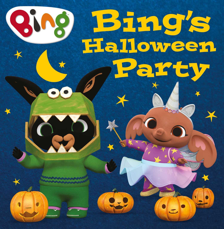 Bing's Halloween Party