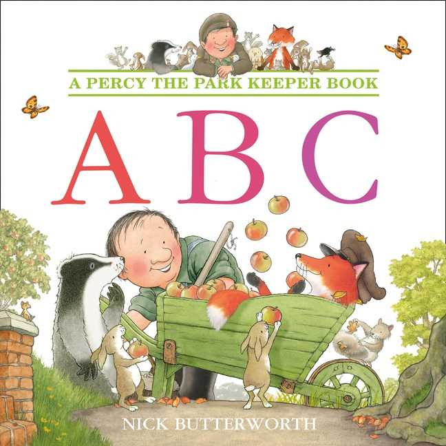 Percy the Park Keeper: ABC
