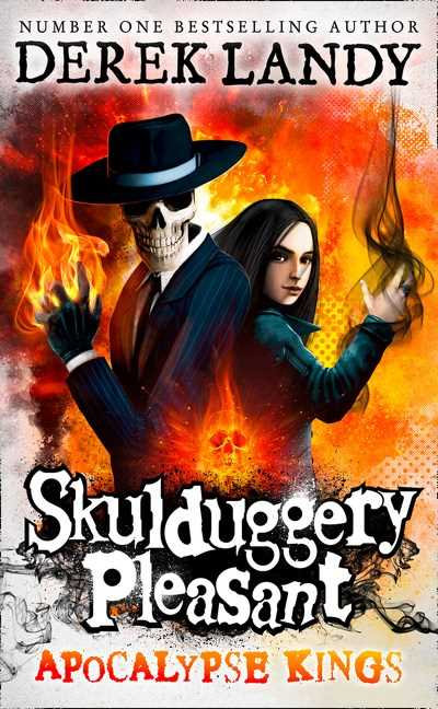 Skulduggery Pleasant: Apocalypse Kings
