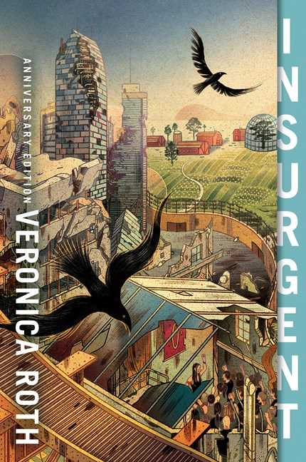 Divergent #02: Insurgent (10th Anniversary Edition)