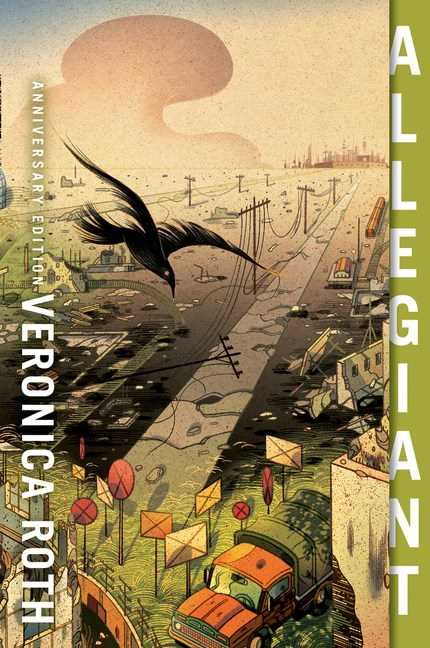 Divergent #03: Allegiant (10th Anniversary Edition)