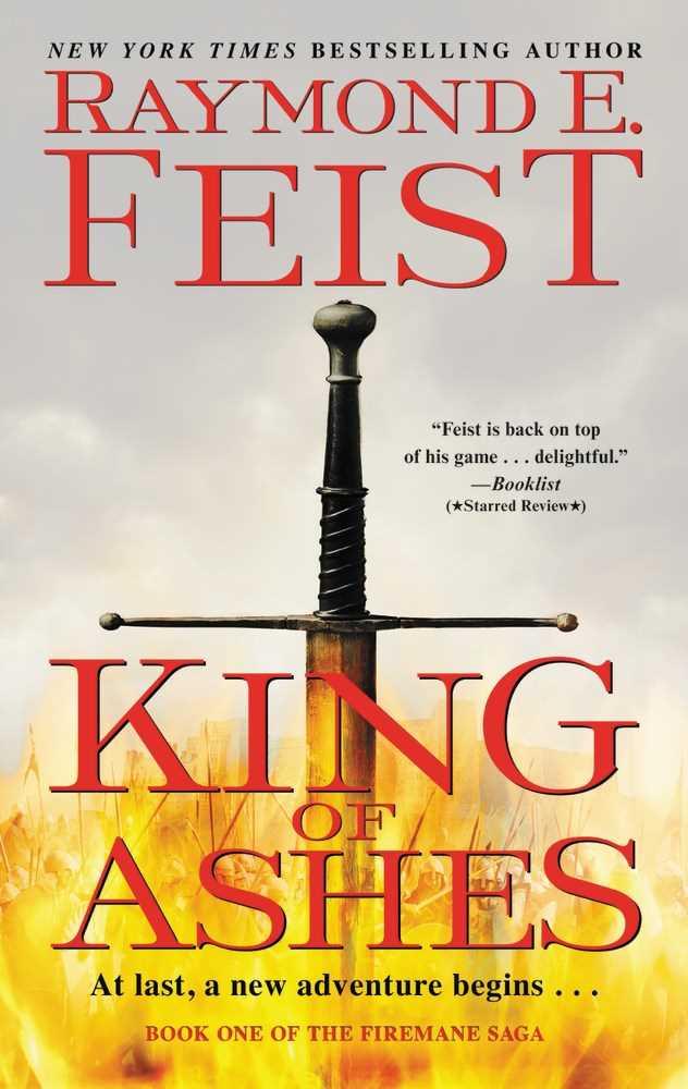 Firemane Saga #01: King of Ashes