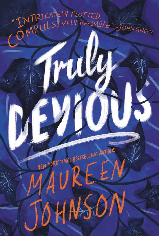 Truly Devious #01