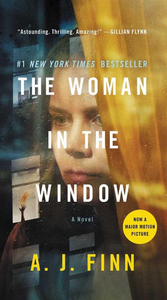 The Woman in the Window (Film Tie-In)