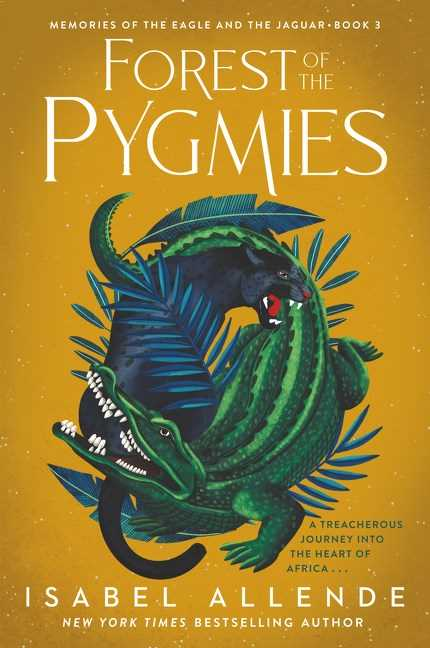 Memories of the Eagle and the Jaguar #03: Forest of the Pygmies