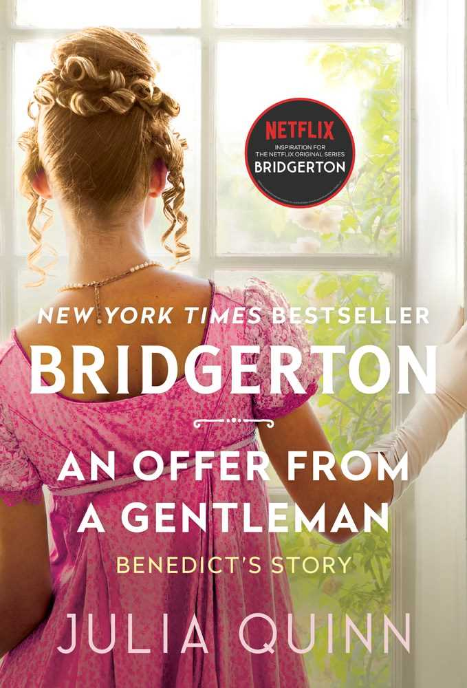 An Offer from a Gentleman (Bridgerton 2021 Reissue)