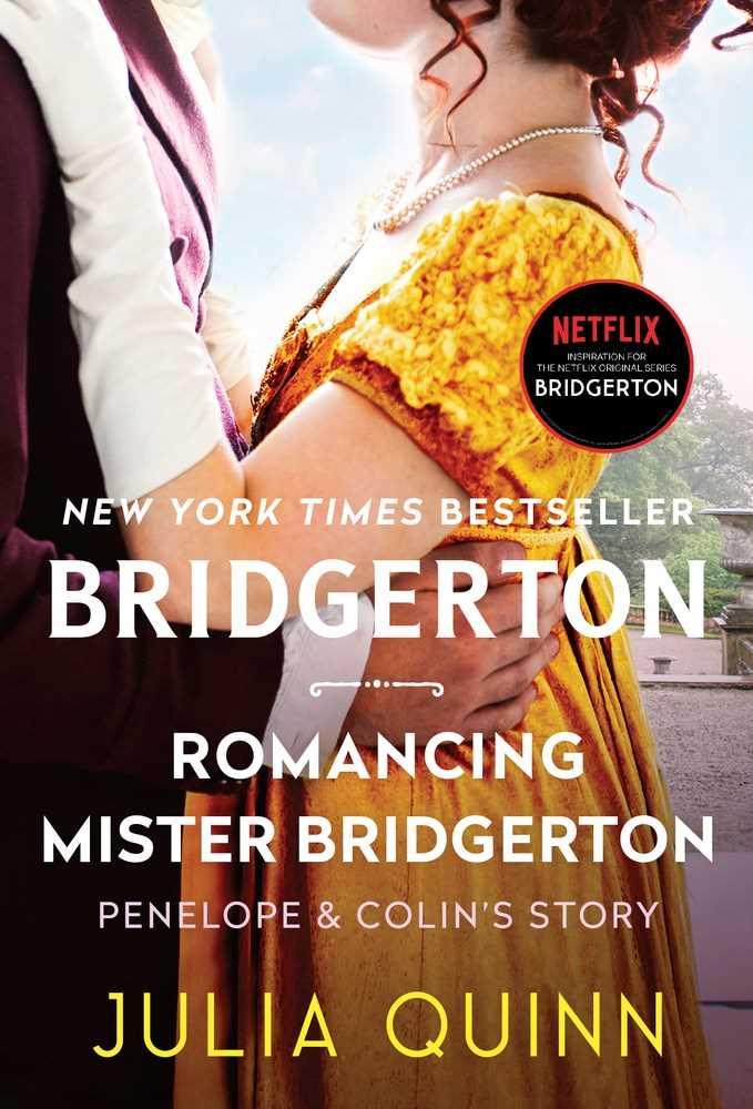 Bridgertons #04: Romancing Mister Bridgerton