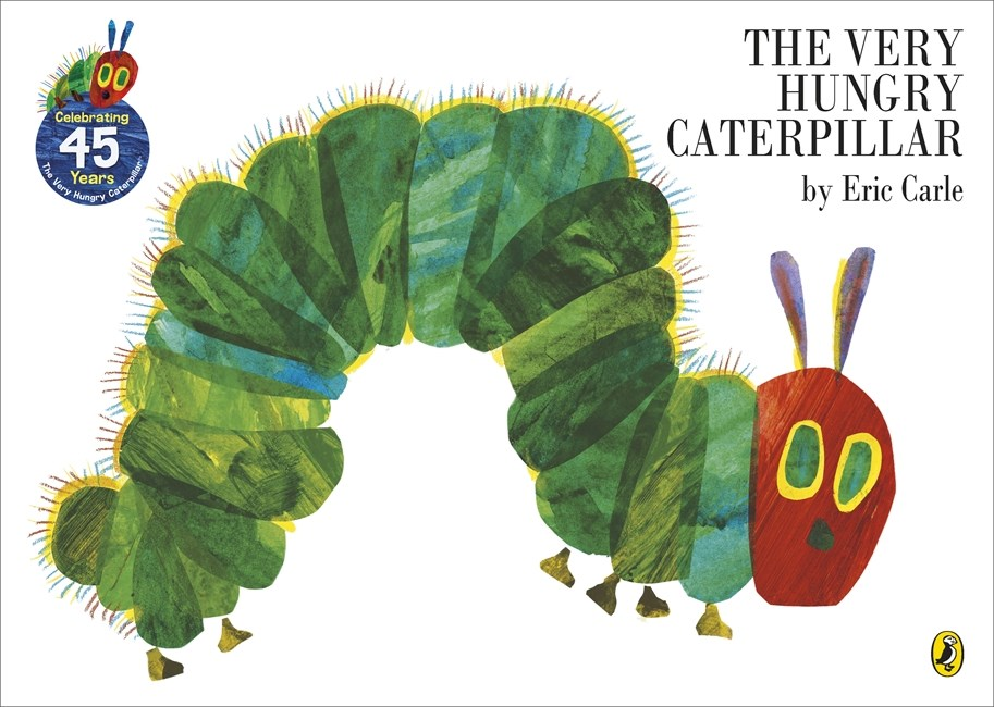 The Very Hungry Caterpillar (Large Format)
