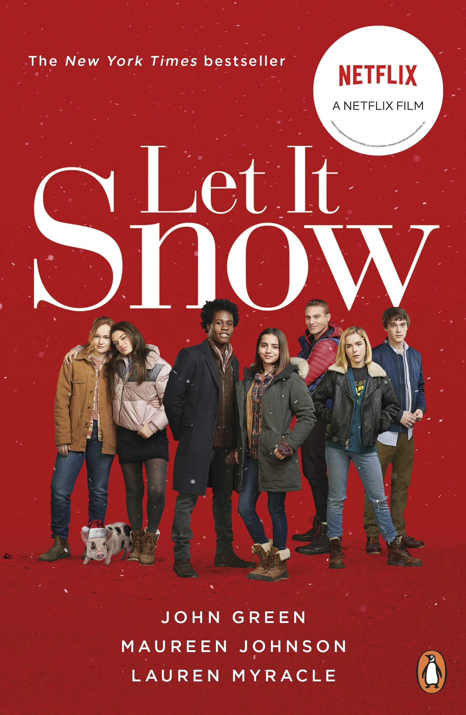 Let It Snow (Netflix Tie-in)