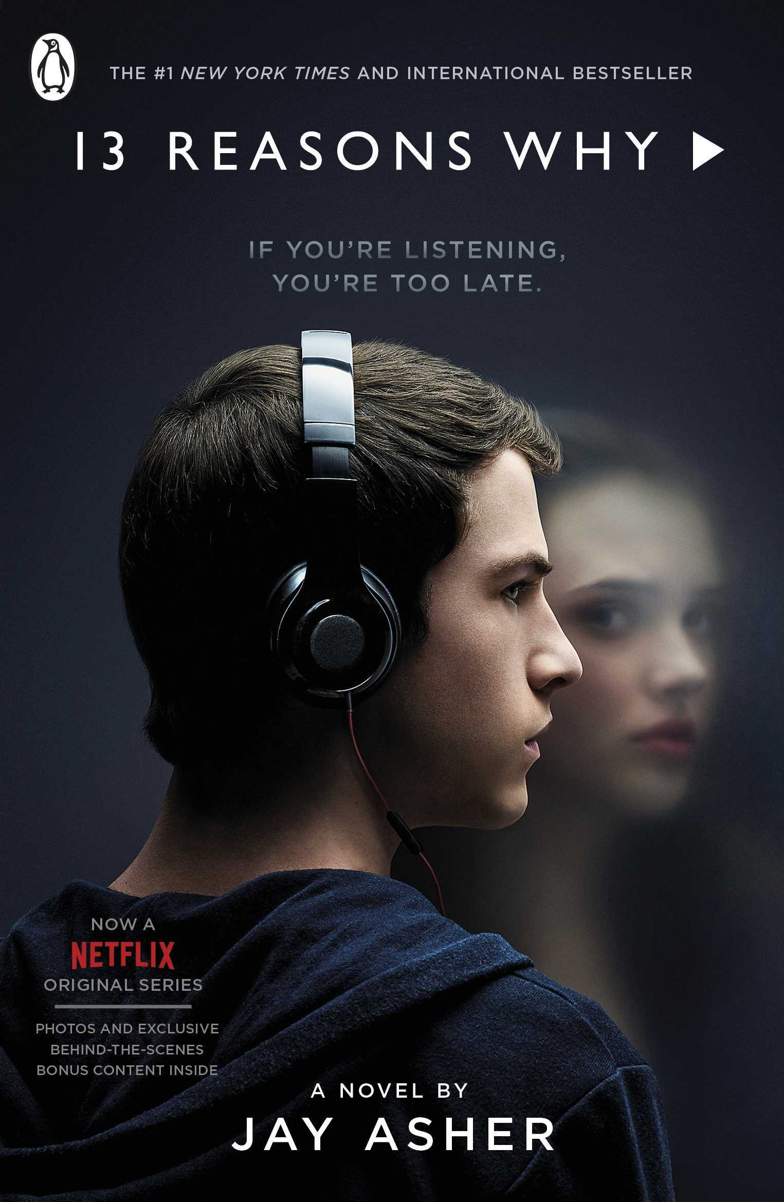 13 Reasons Why (TV Tie-in)
