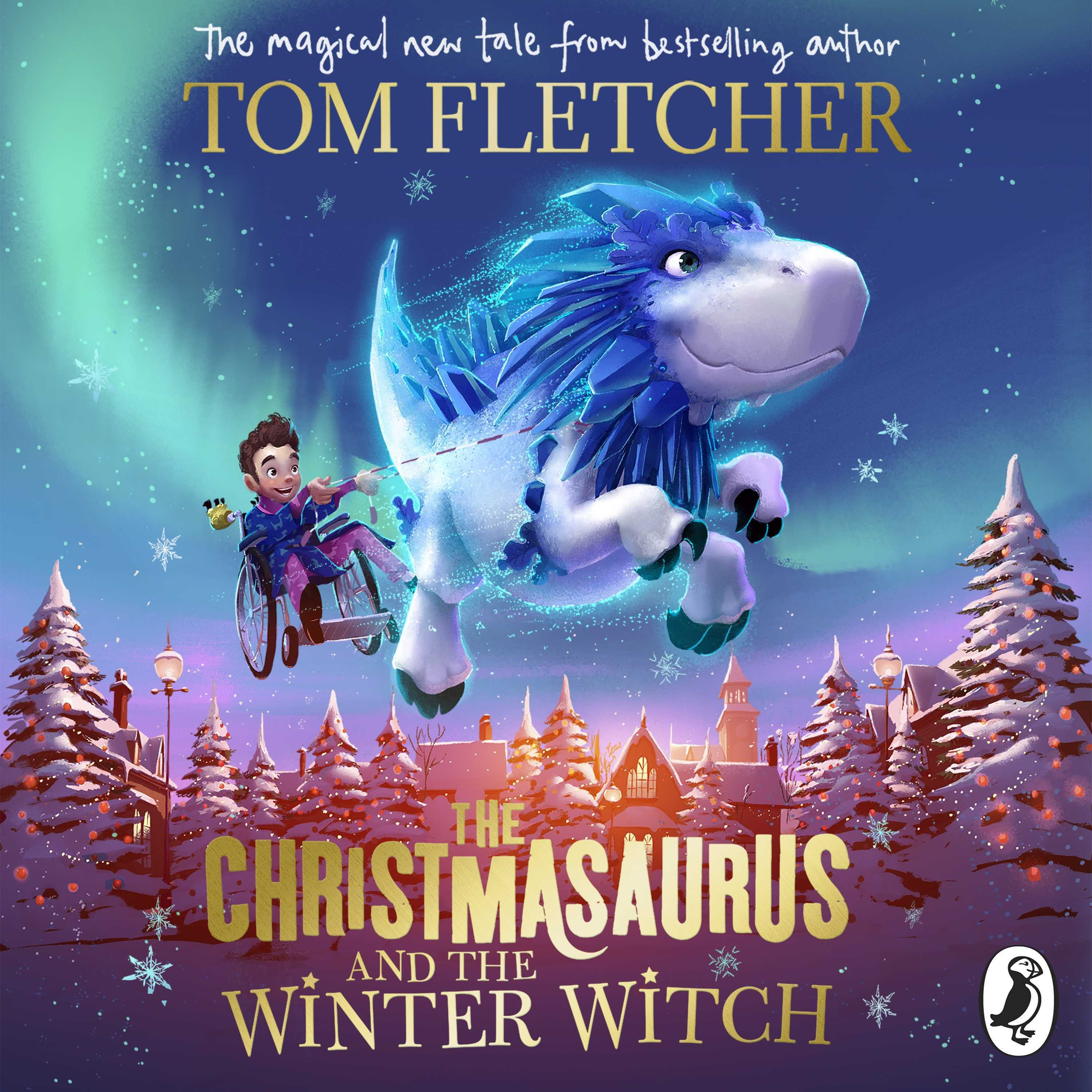 The Christmasaurus and the Winter Witch (CD Audiobook)