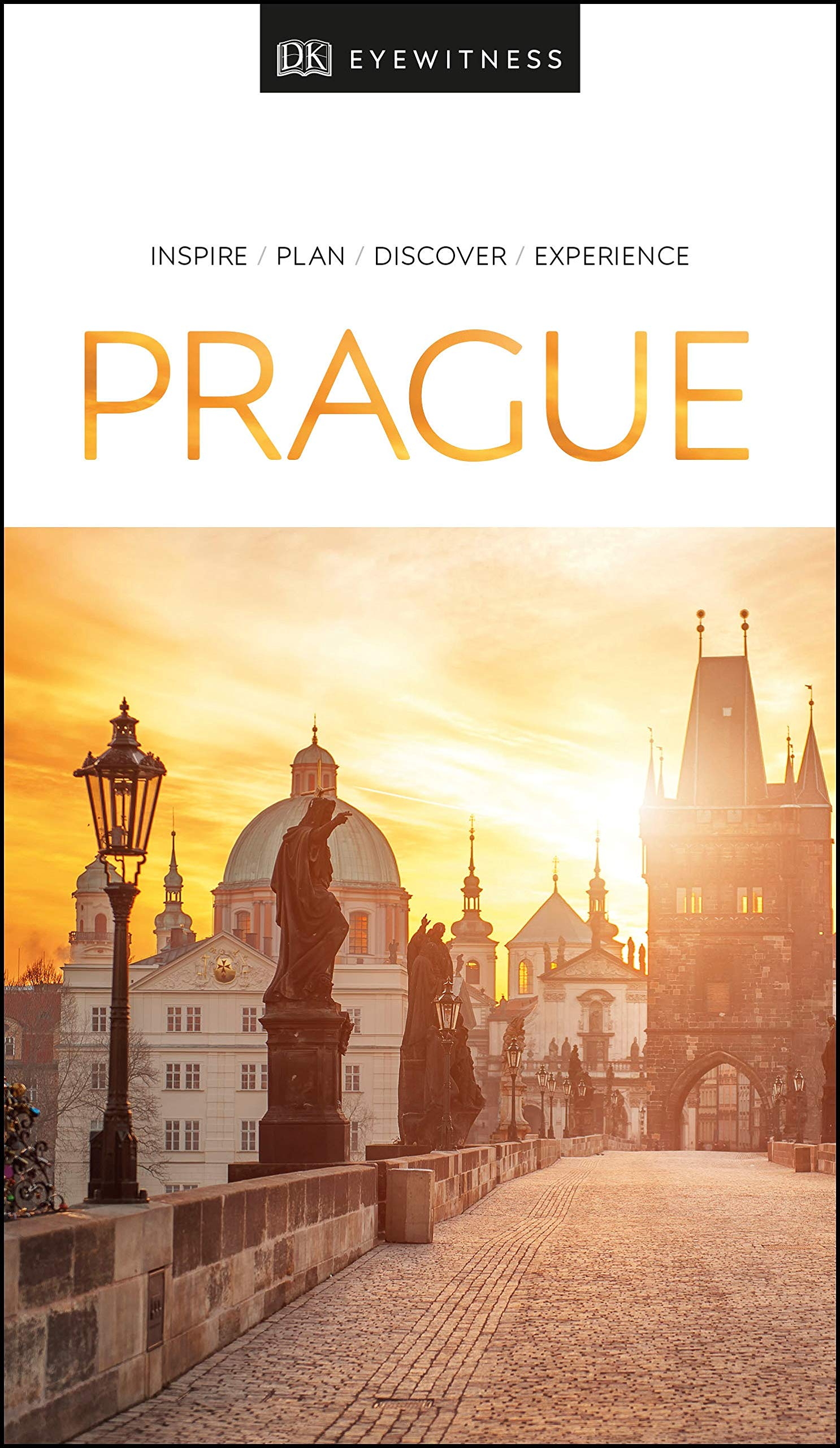 DK Eyewitness Travel Guide Prague (2020 Edition)
