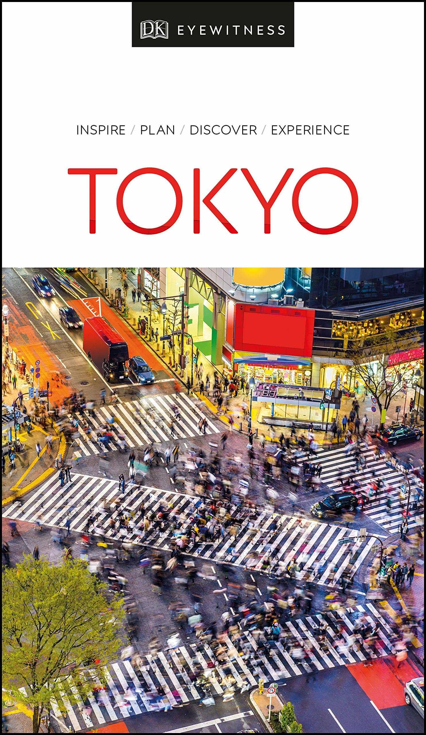 DK Eyewitness Tokyo