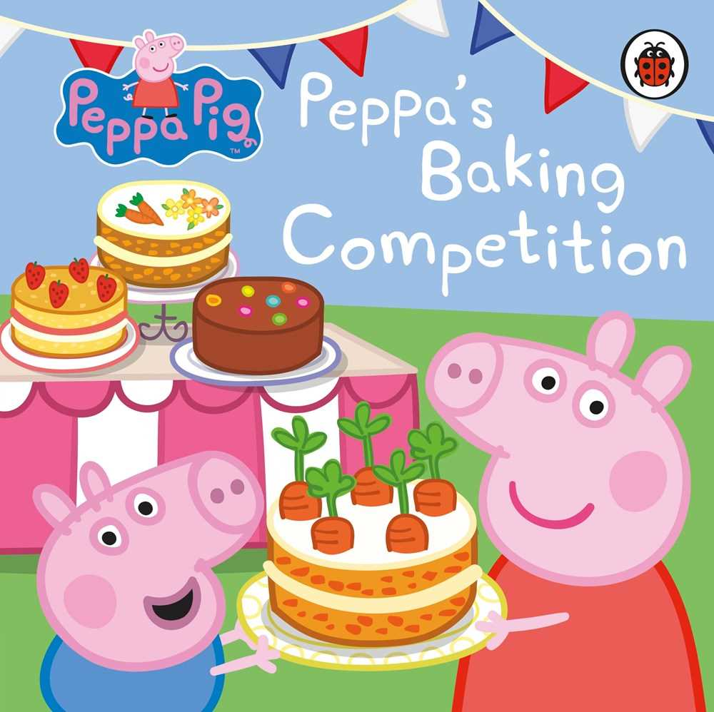 Peppa's Baking Competition