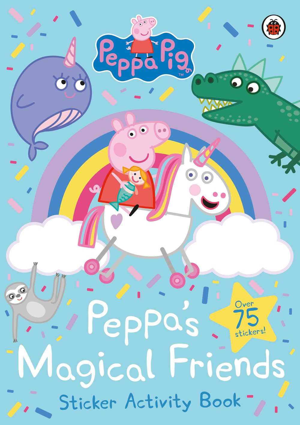 Peppa's Magical Friends Sticker Activity