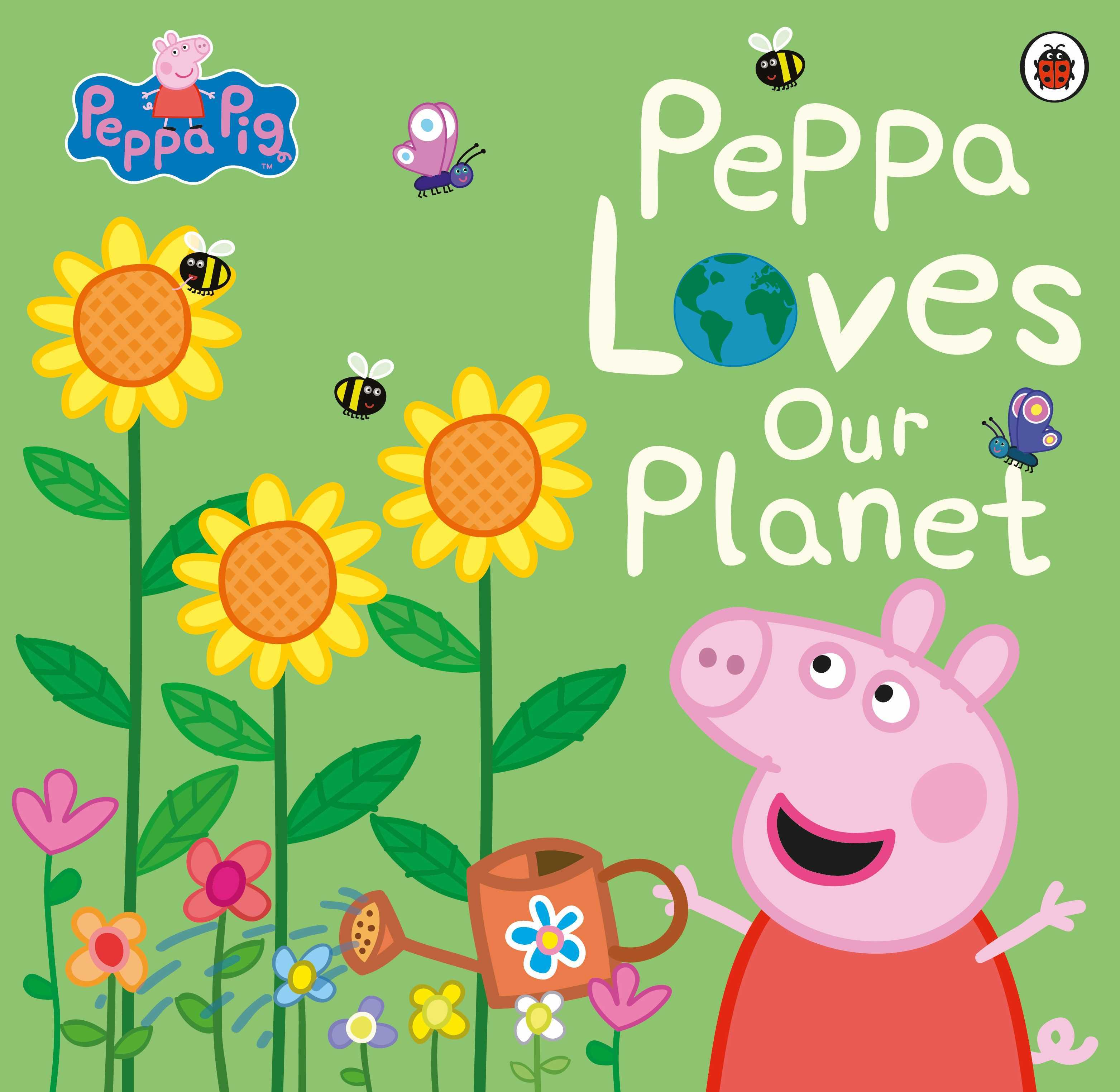 Peppa Loves the Planet