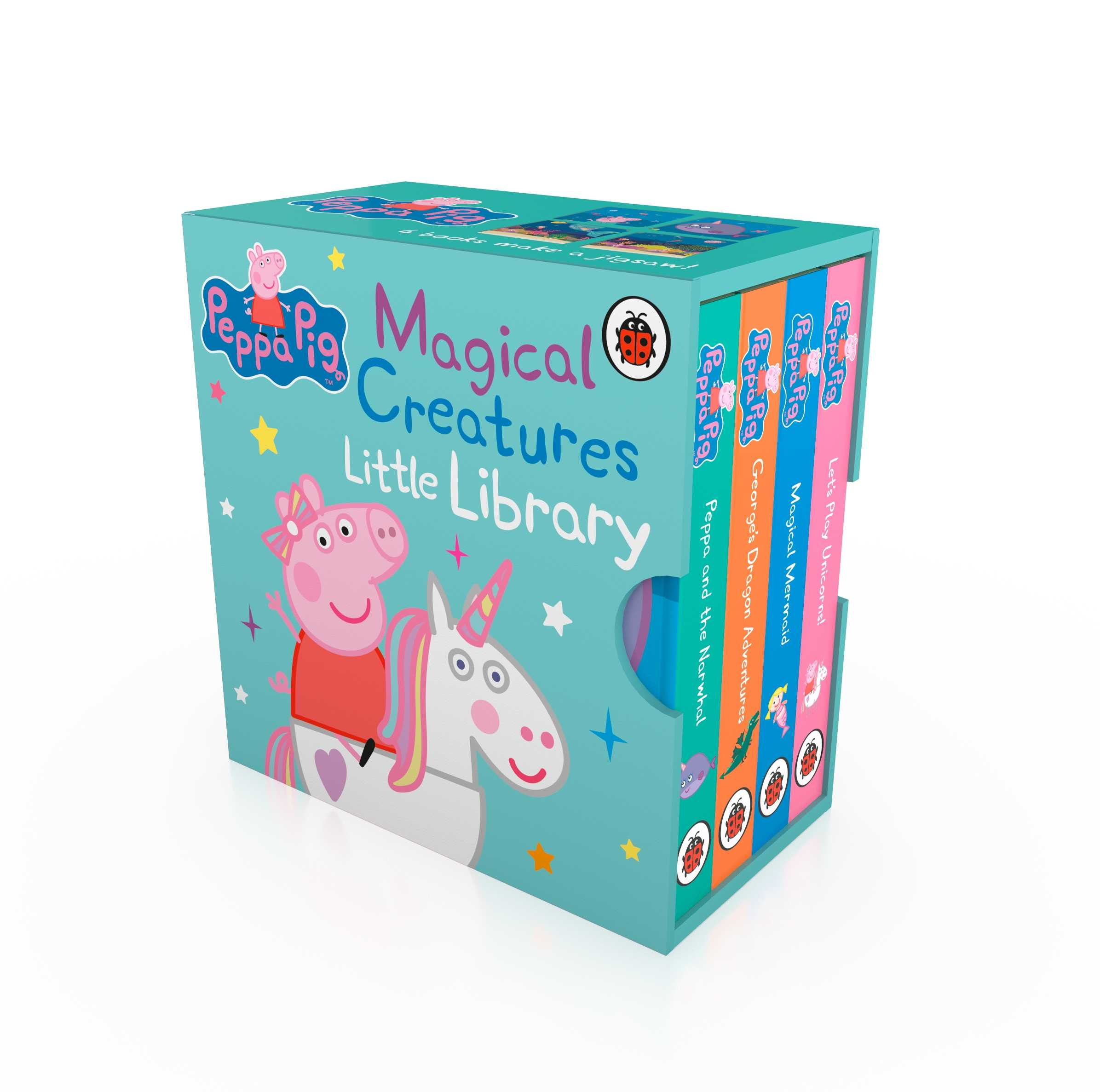 Peppa's Magical Creatures Little Library