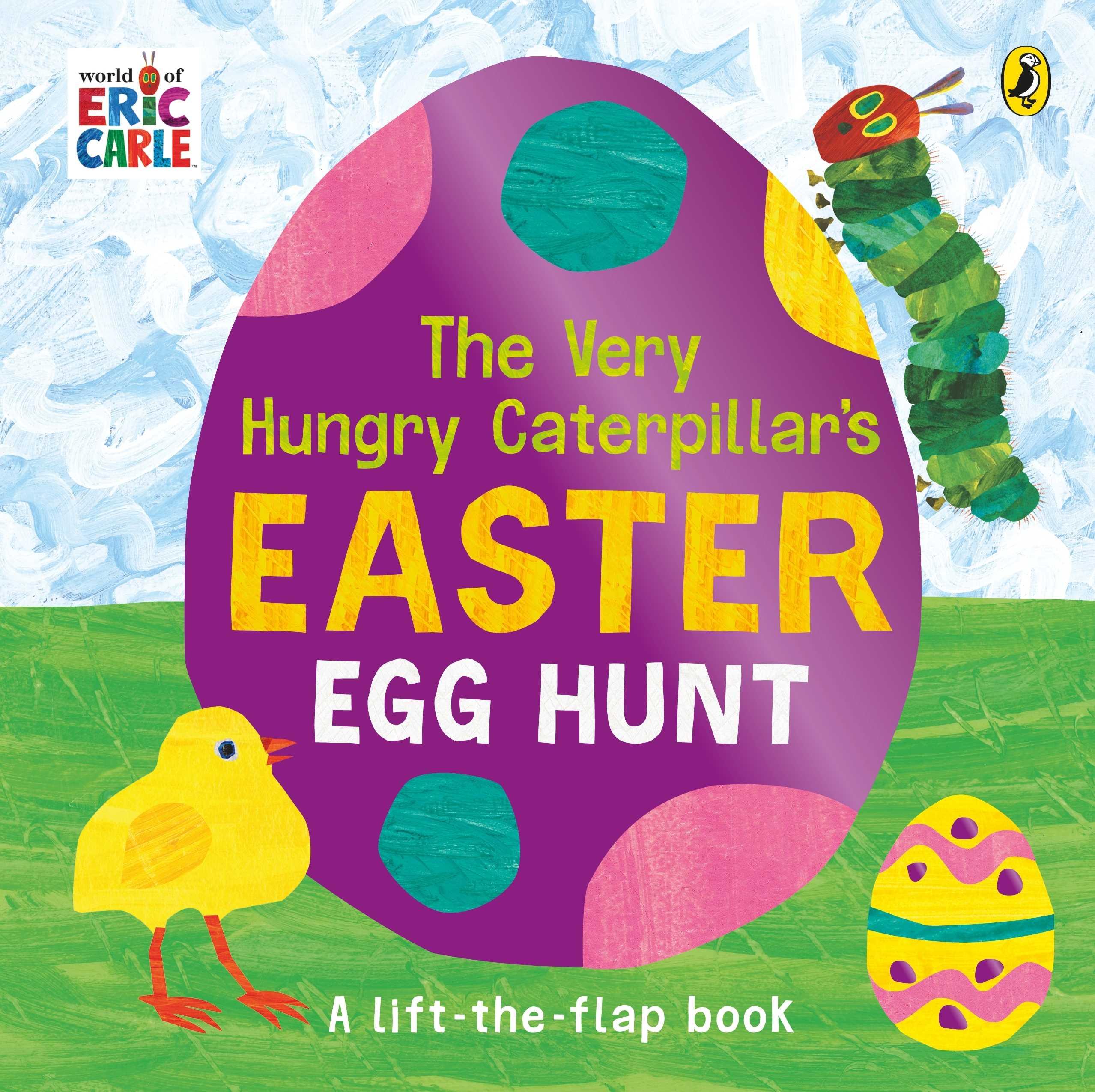 The Very Hungry Caterpillar Caterpillar's Easter