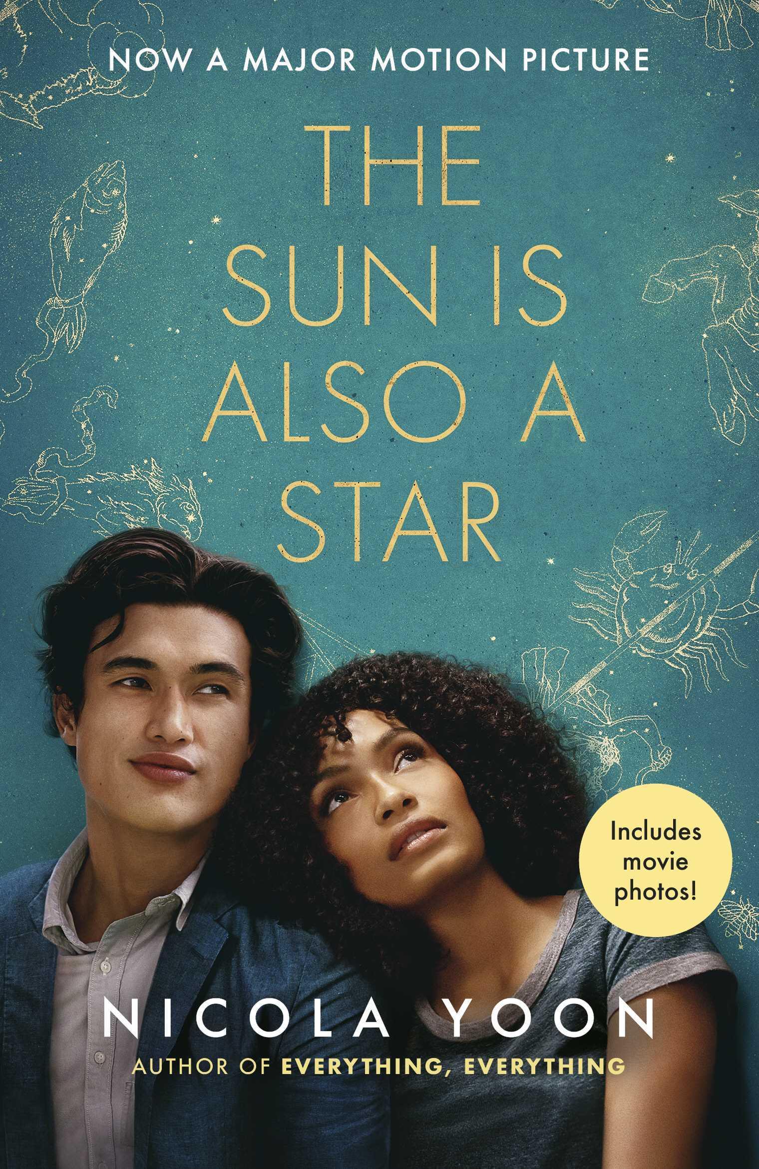 Sun Is Also a Star (Film Tie-in)