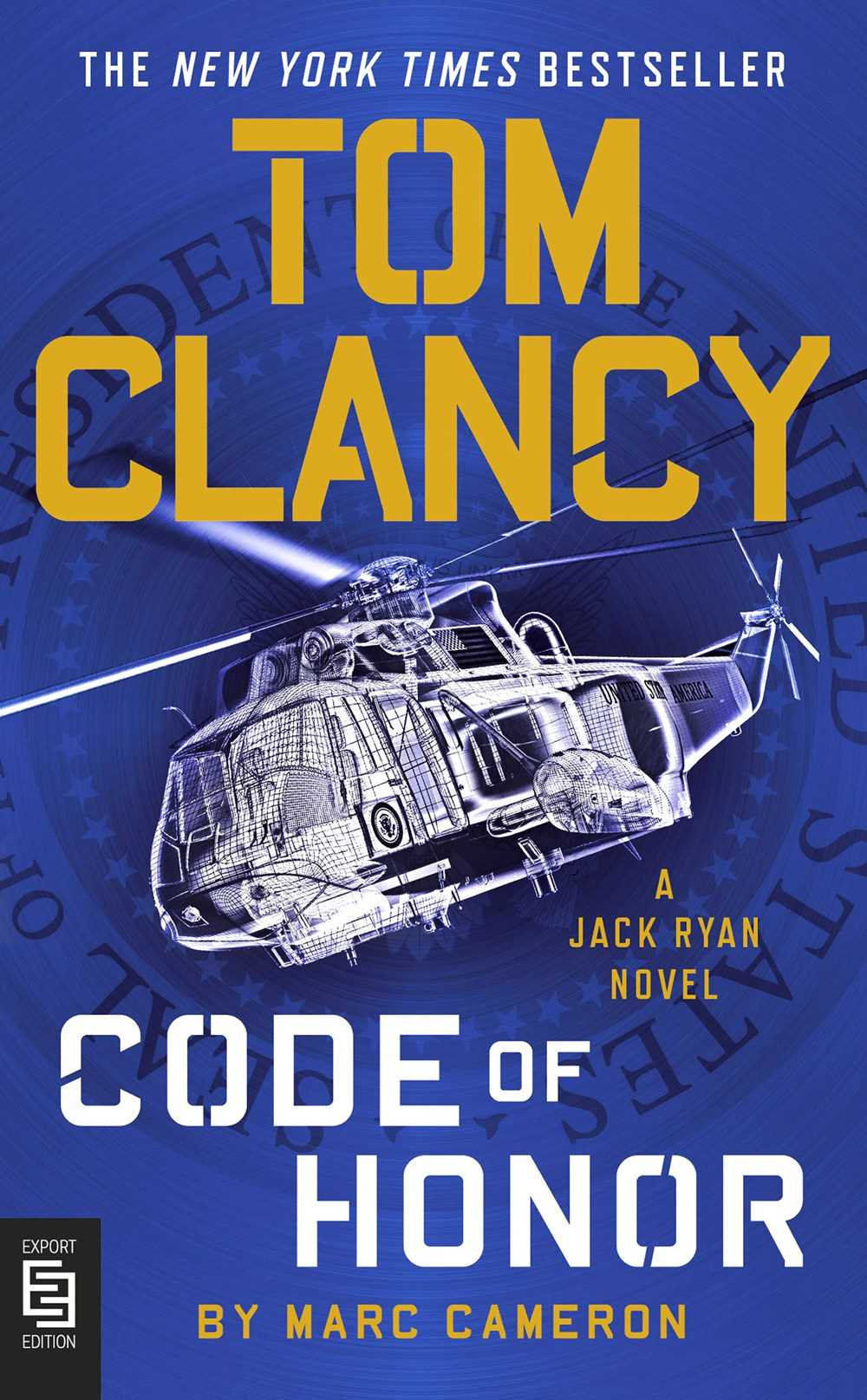 Tom Clancy's Code of Honor (A Jack Ryan Novel)