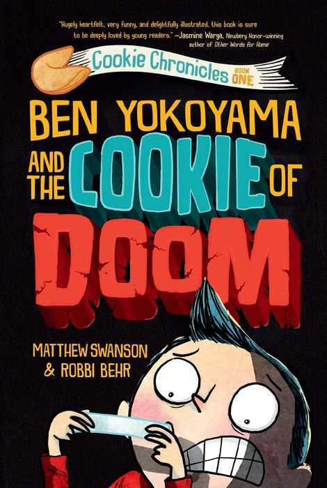 Ben Yokoyama and the Cookie of Doom #01