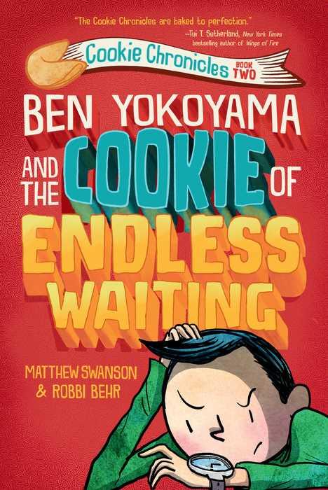 Ben Yokoyama and the Cookie of Endless Waiting #02