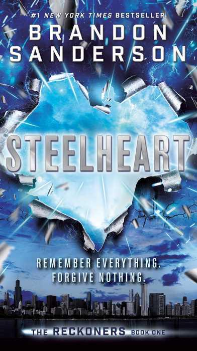 The Reckoners #01: Steelheart