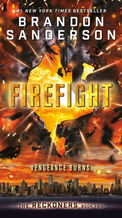 The Reckoners #02: Firefight