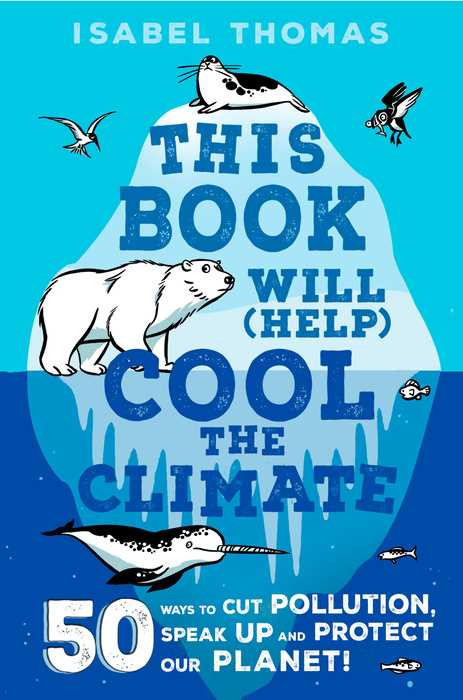 This Book Will (Help) Cool the Climate