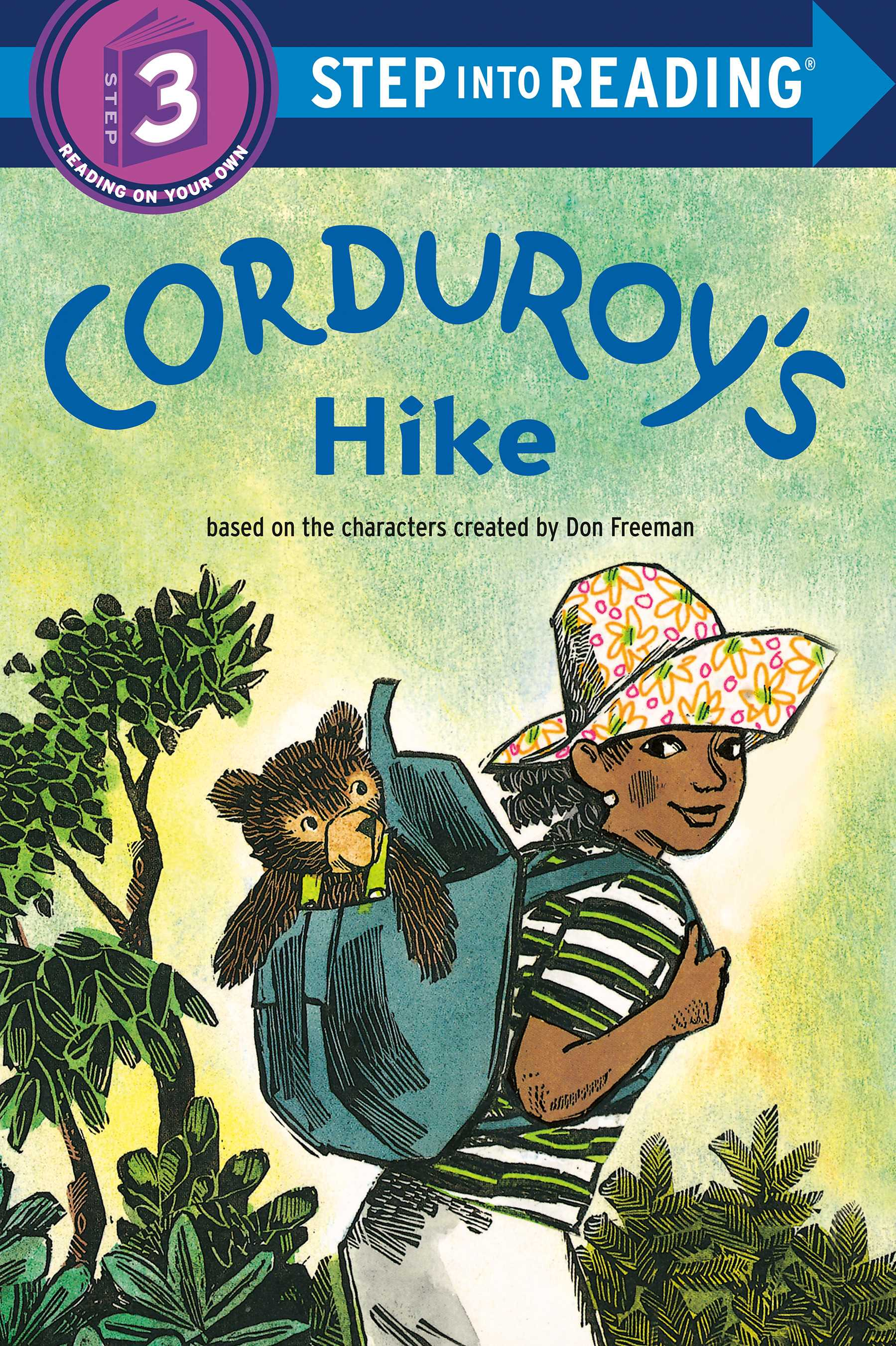 Corduroy's Hike (Step into Reading Level 3)