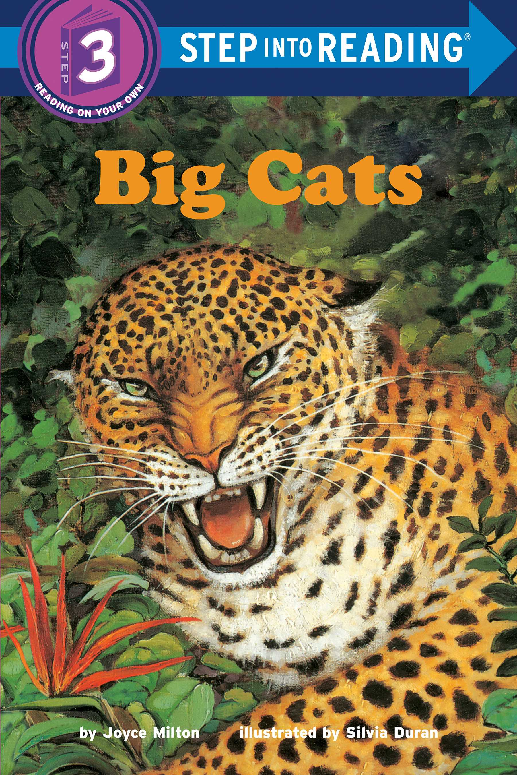 Big Cats (Step into Reading Level 3)