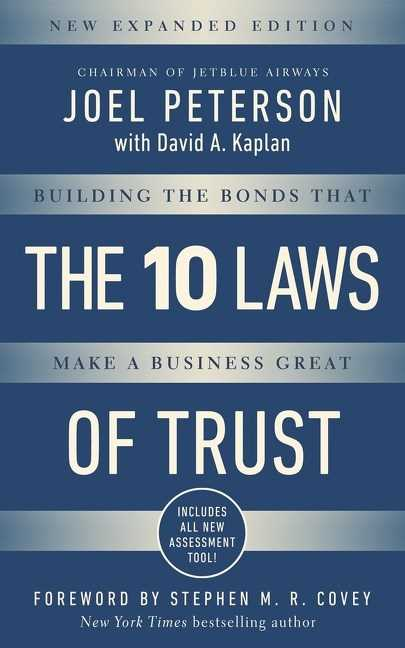 10 Laws of Trust (Expanded Edition)