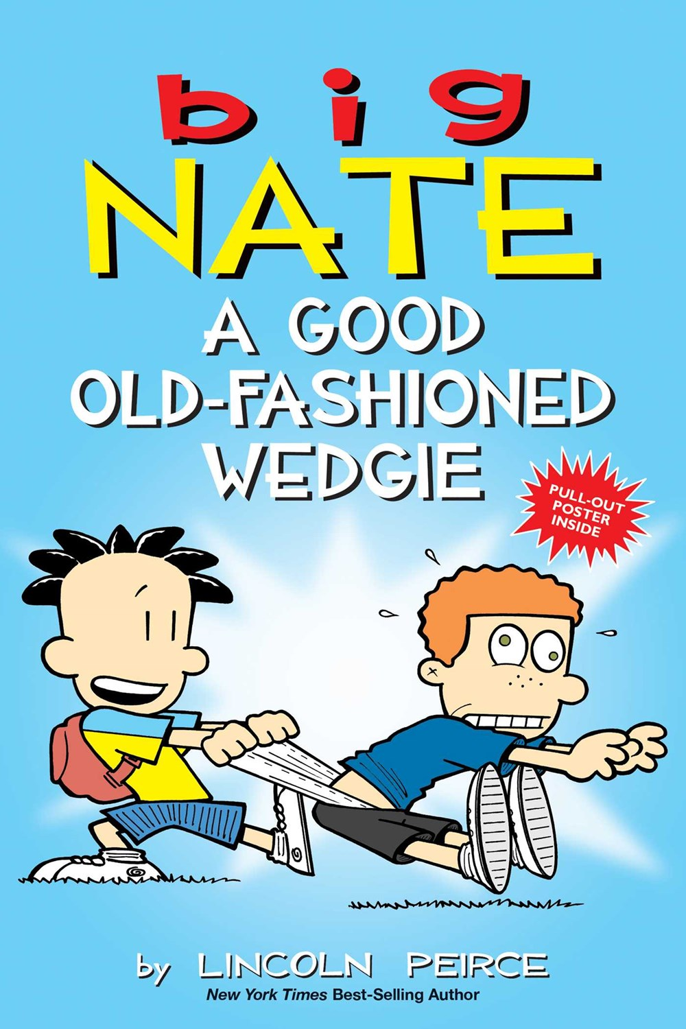 A Good Old-Fashioned Wedgie