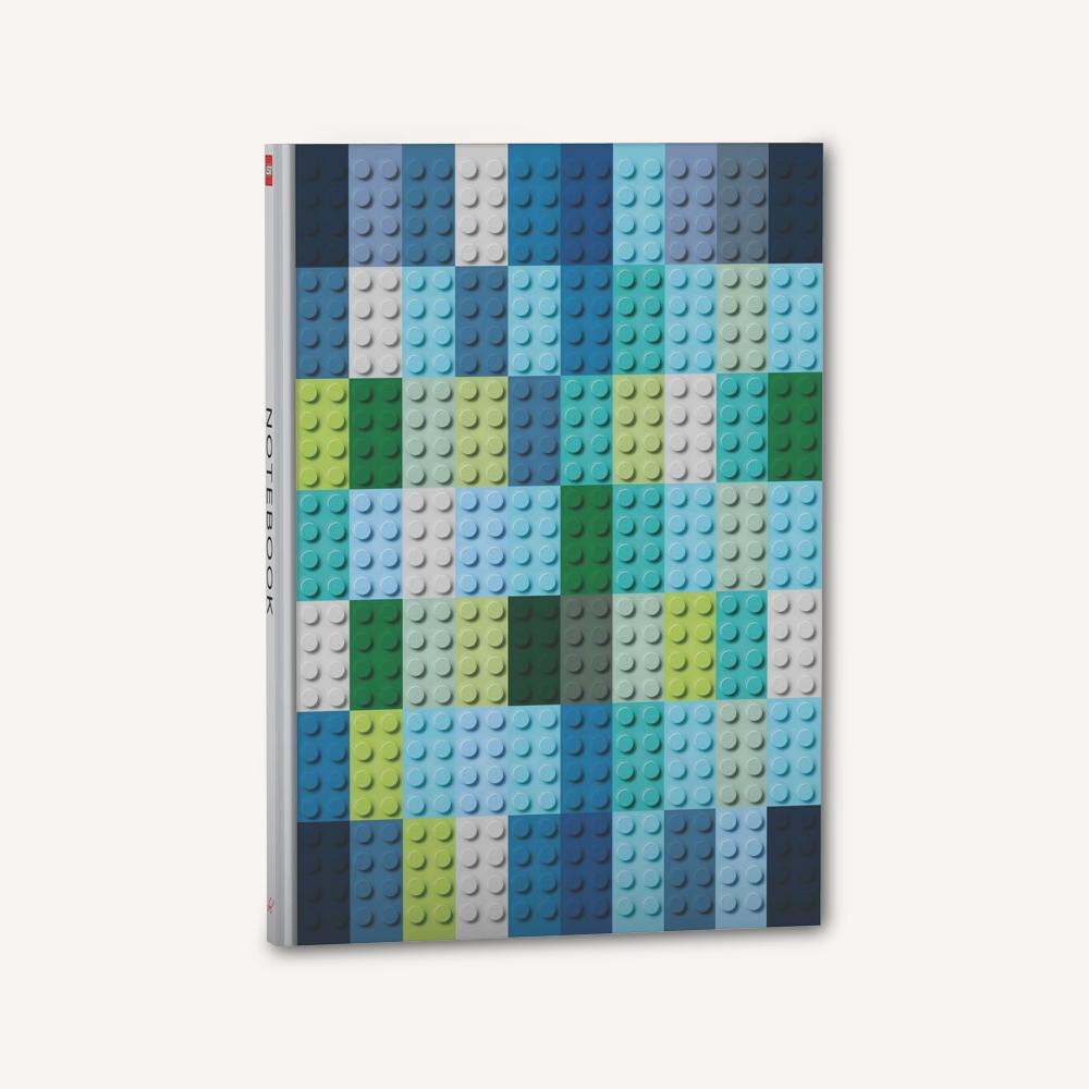 LEGO® Brick Notebook