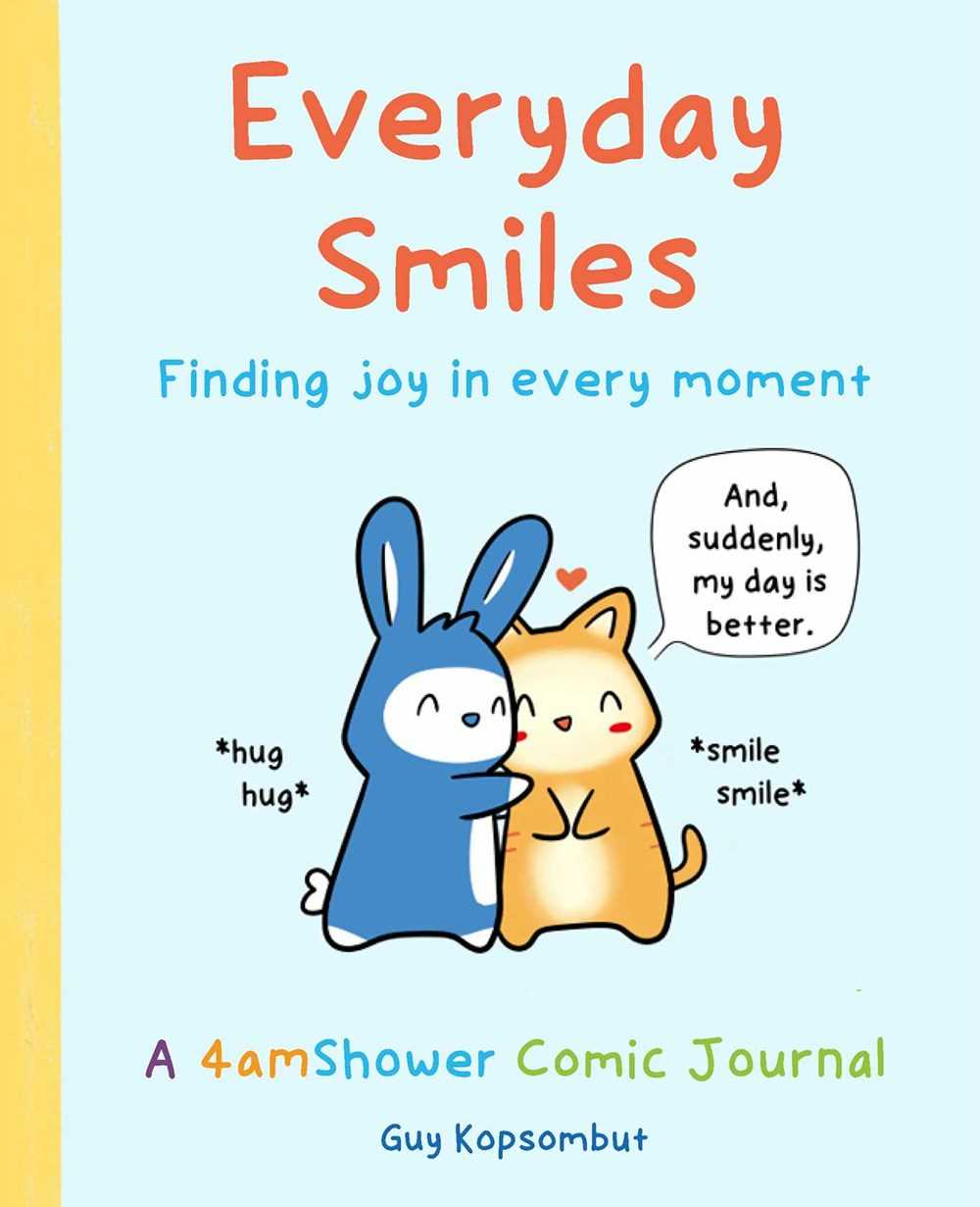 Everyday Smiles (Guided Journal)