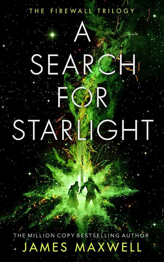The Firewall Trilogy #03: A Search for Starlight