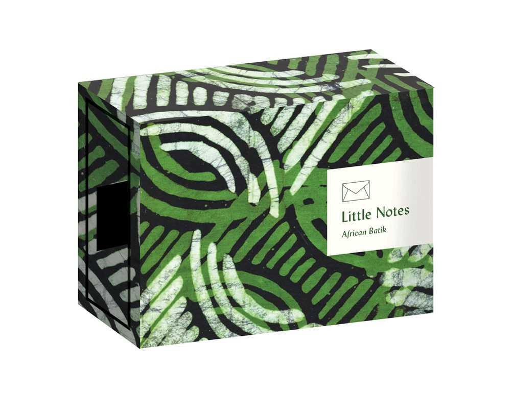 Little Notes: African Batik