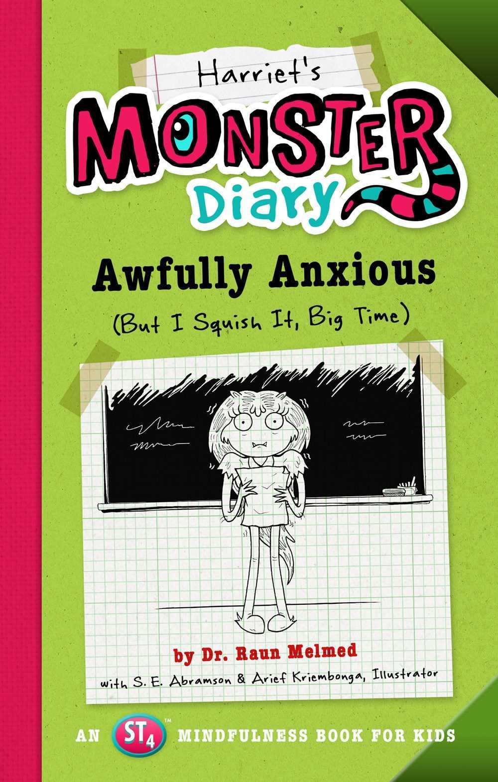 Harriet's Monster Diary