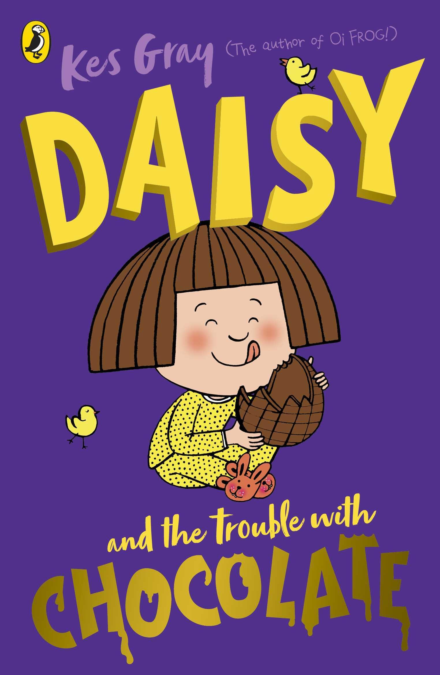 Daisy and the Trouble with Chocolate