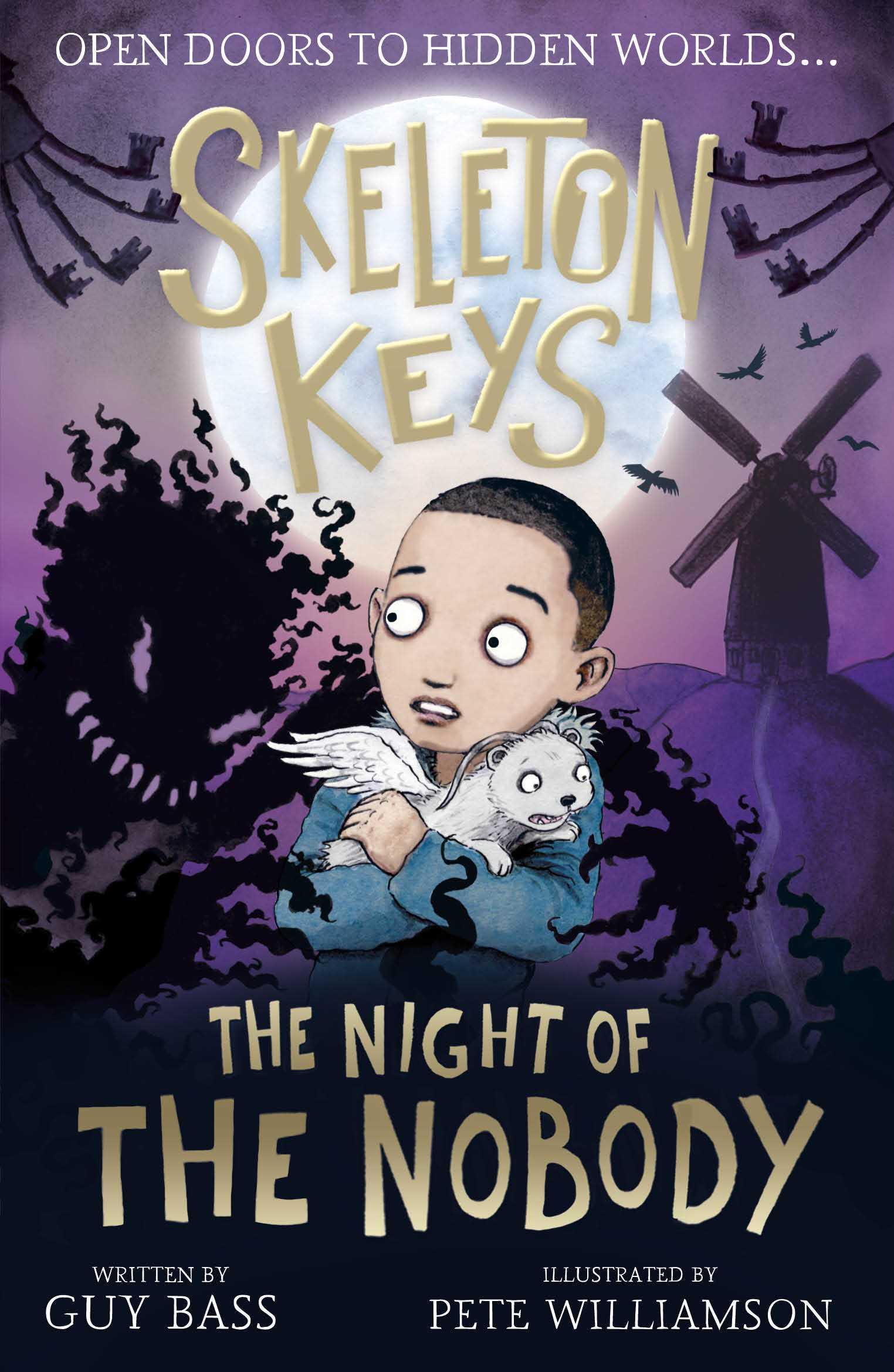 Skeleton Keys: The Night of the Nobody