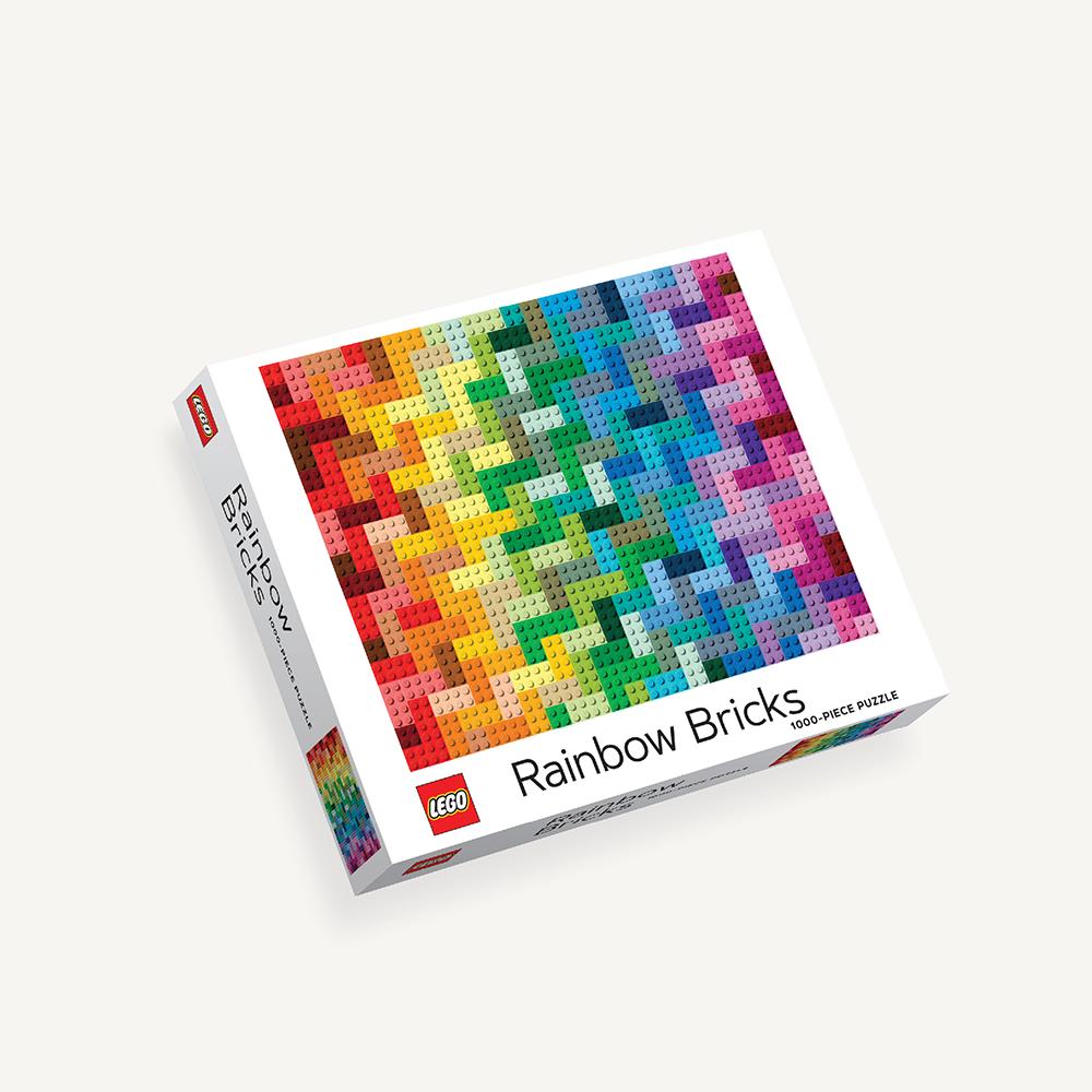 LEGO® Rainbow Bricks Puzzle