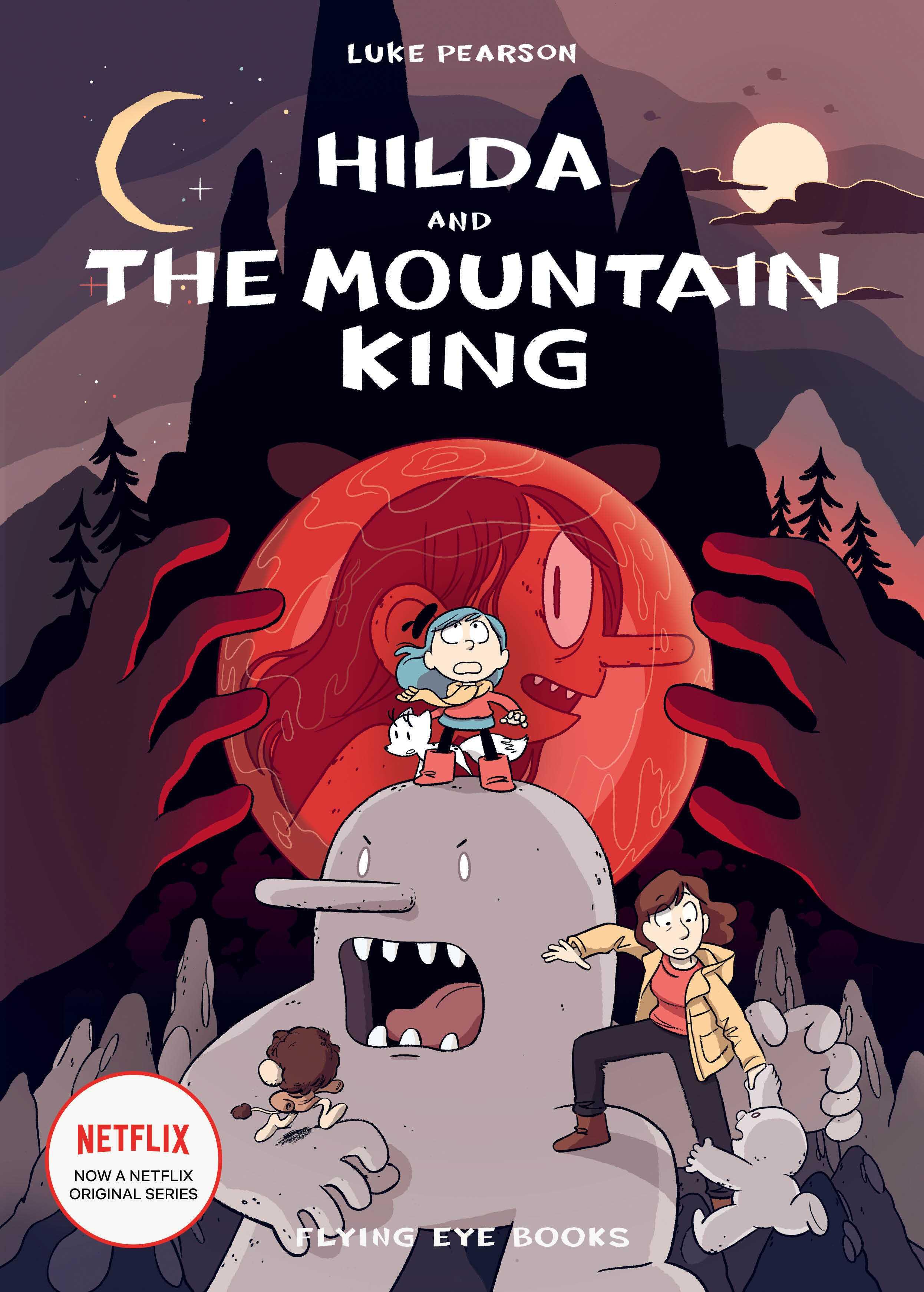 Hilda #06: Hilda and the Mountain King