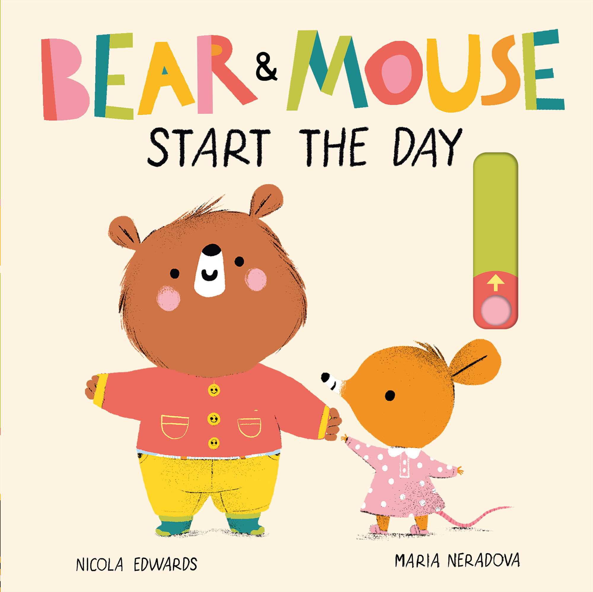 Bear and Mouse: Start the Day