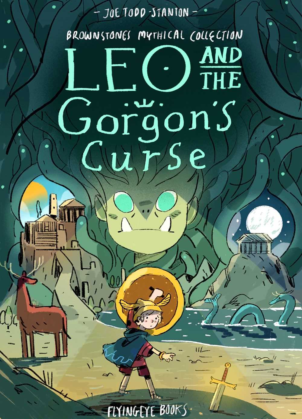 Brownstone's Mythical Collection #04: Leo and the Gorgon's Curse