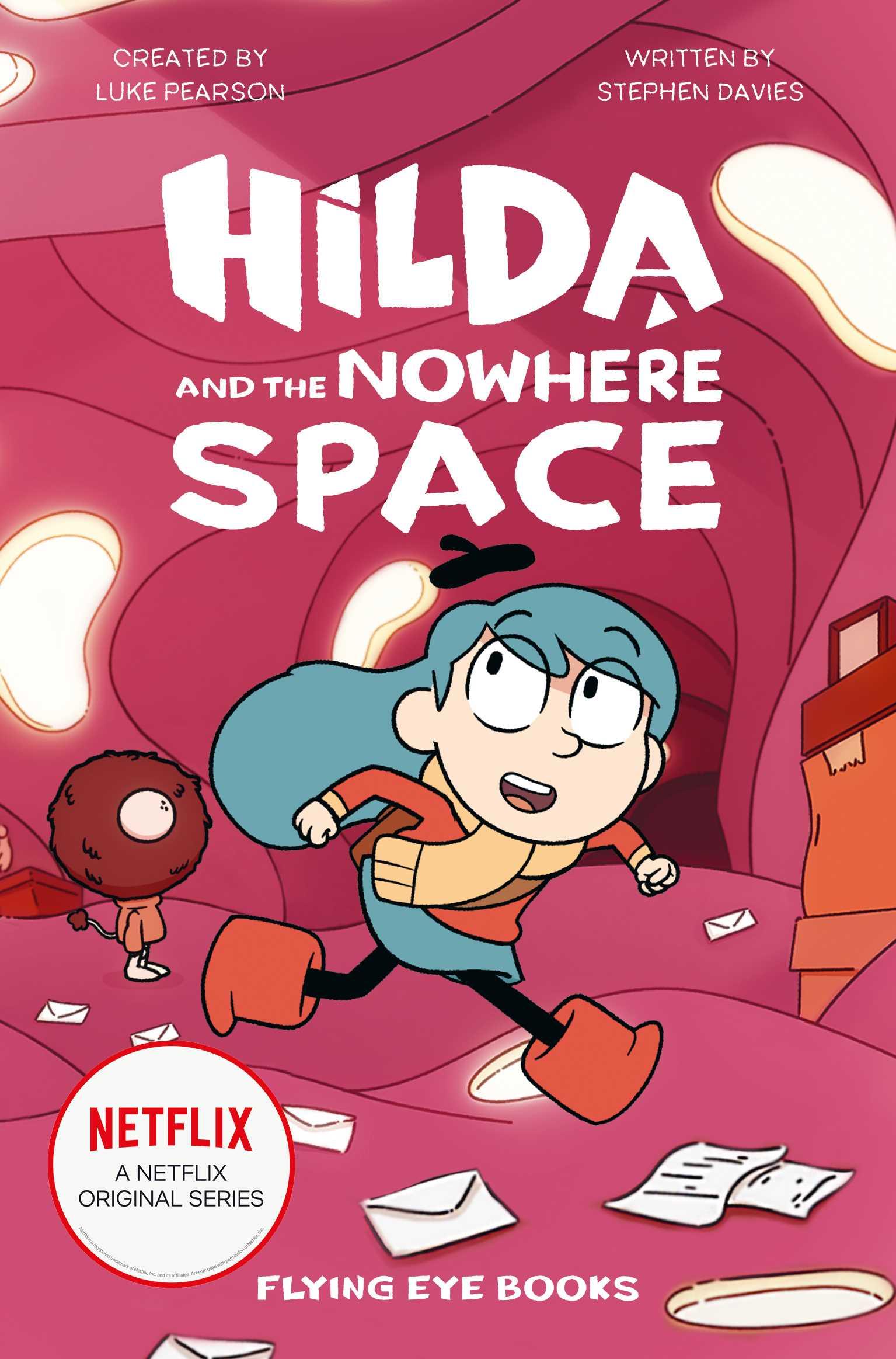Hilda Fiction #03: Hilda and the Nowhere Space