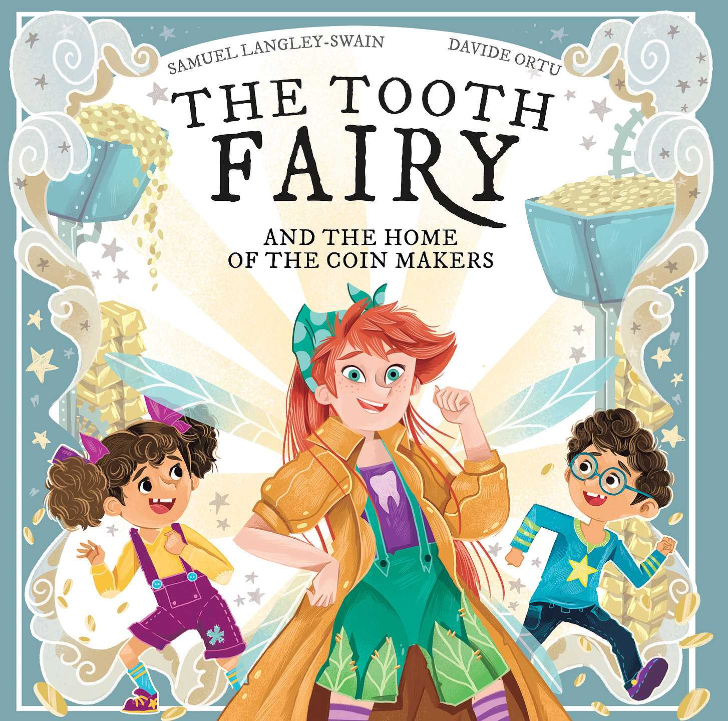 The Tooth Fairy and the Home of the Coinmaker