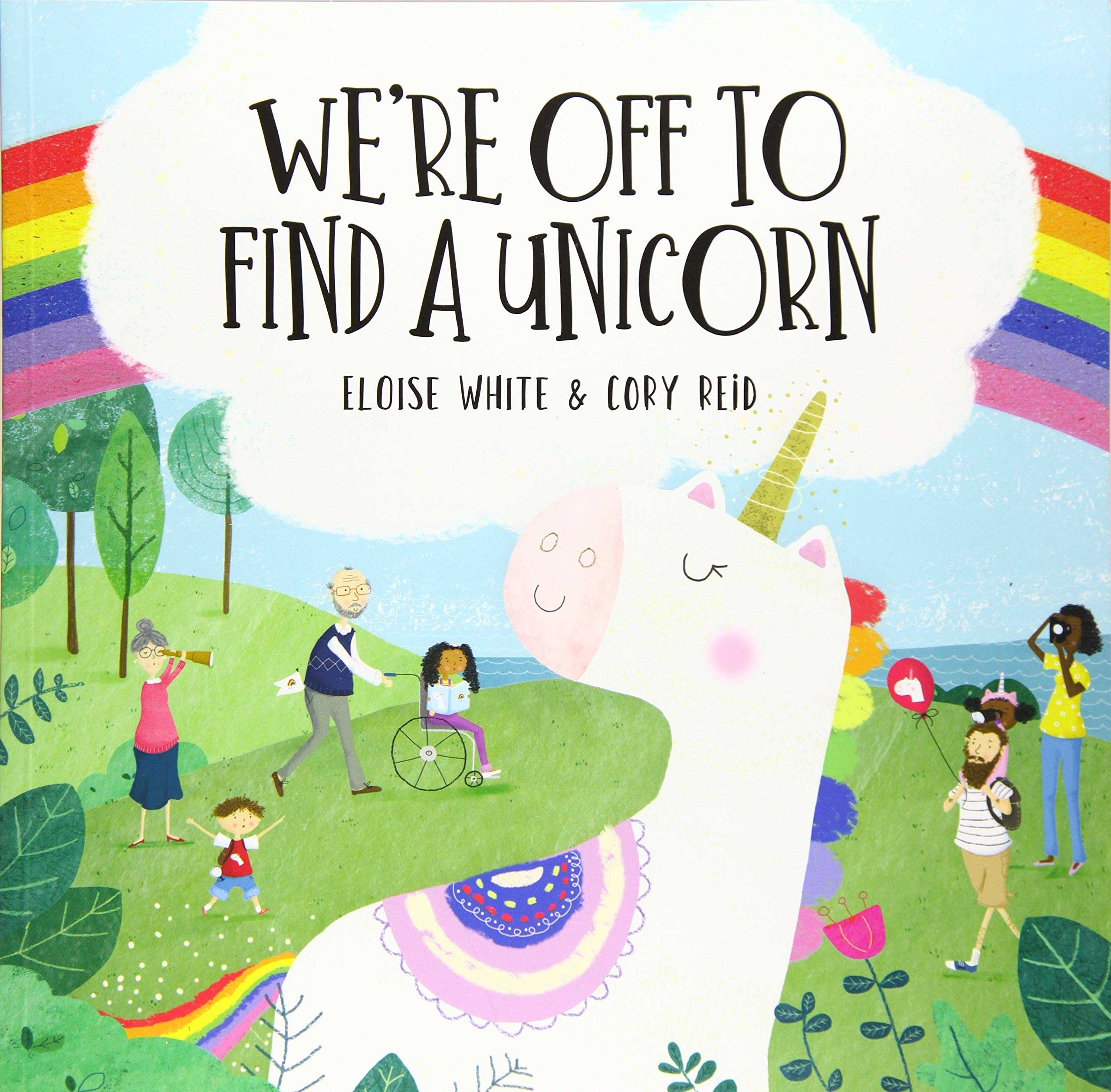 We're Off to Find a Unicorn