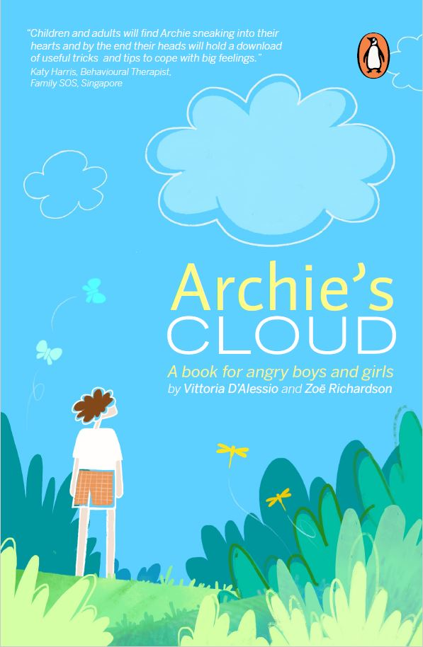Archie's Cloud: A book for angry little boys and girls